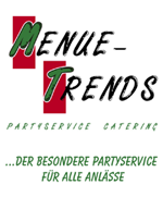 Menue-Trends: Partyservivce und Catering